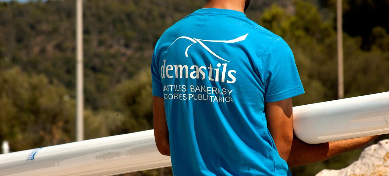 Demastils Banderas y Mástiles Baleares Banner 5 Image