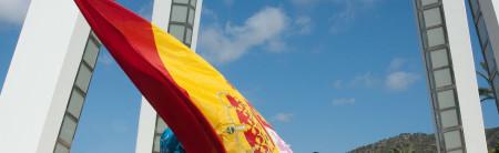 Mantenimiento y limpieza de banderas