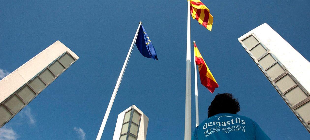 Demastils Banderas y Mástiles Baleares Banner 4