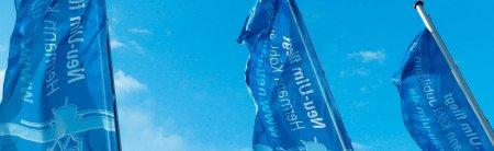 Seleccionar mástiles y banderas publicitarias correctamente